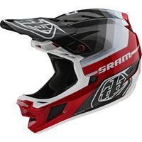 Troy Lee Designs D4 Carbon Mirage Sram Helmet   Helmets