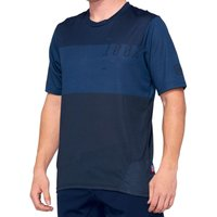 Image of 100% Airmatic Jersey - L Navy/Blue | Jerseys