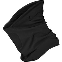 Nike Shield Phenom Running Neck Warmer - S-M Black/Black/Black