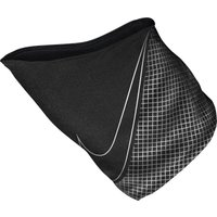 Nike  Therma-Fit Neck Warmer - S-M Black/Black/Silver | Neck Tubes