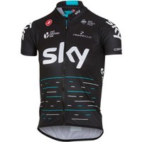 Castelli Team Sky 2017 Kids Fan Jersey   Jerseys