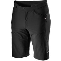 Image of Castelli Unlimited Baggy Shorts - 2XL Black | Baggy Shorts