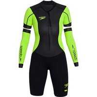 Speedo Women's Fastskin Shortie Wetsuit   Swimrun