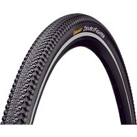 Continental Double Fighter III Reflex Wire Bead Tyre   Tyres