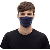 Buff Face Mask (Solid Night Blue) - One Size Solid Night Blue