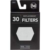 Buff Face Mask Filter Pack Adults 30 - 30 Pack 70/310 Neutral