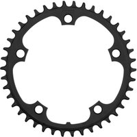 Image of FSA Pro Road Chainring - 42T 130 Black | Chain Rings