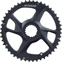 Image of FSA Adventure Road Chainring - 53T Black | Chain Rings
