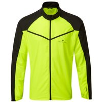 Image of Ronhill Tech Windspeed Jacket - Extra Large Fluo yellow/black