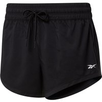 Image of Reebok Women's WOR Woven Short - Extra Small black | Shorts