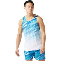 Asics Colour Injection Singlet   Running Vests