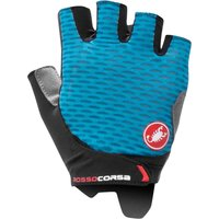 Castelli Women's Rosso Corsa Cycling Gloves   Gloves