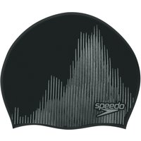 Image of Speedo Reversible Moulded Silicone Cap - One Size | Swimming Caps