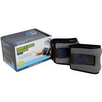 Fitness-Mad Wrist/Ankle Weights (2 x 0.5Kg)   Weights