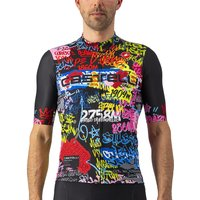 Castelli Graffiti Cycling Jersey   Jerseys