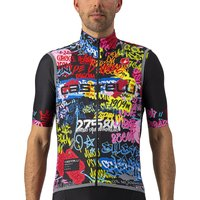 Castelli Graffiti Pro Light Wind Cycling Vest   Gilets