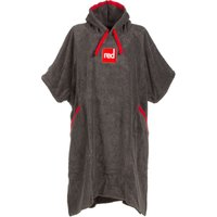 Red Original Deluxe Towelling Robe   Changing Robes