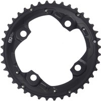 Shimano SLX FCM675 10 Speed Double Chainrings   Chain Rings