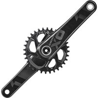 Image of SRAM X01 11 Speed Chainset - 170mm 32T GXP Black | Chainsets