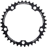 Image of Blackspire Super Pro Cyclocross Chainrings - 41t 130mm Black