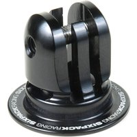 Sixpack Racing GoPro Camera Mount 2in1   Headsets