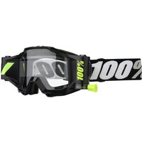 100% Accuri Goggle Forecast System - One Size Tornado - Clear Lens