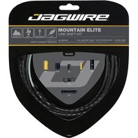 Jagwire Mountain Elite Link Shift Kit Gear Cables