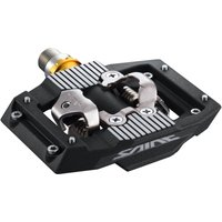 Image of Shimano Saint M820 Trail SPD MTB Pedals - Black | Clip-in Pedals