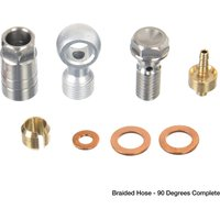 Hope Hose Connector   Brake Spares