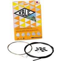 Transfil K.ble Shimano Gear Cable Set   Gear Cables