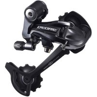 Shimano Deore M592 Top-Normal Achterderailleur 9-speed SGS