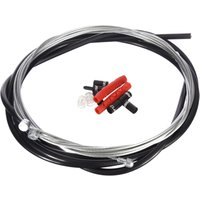 Clarks Pre-Lube Universal Brake Kit Brake Cables