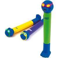 Zoggs Zoggy Seal Dive Sticks   Pool Games