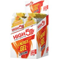 HIGH5 Caffeine Energy Gel (20 x 40g)   Gels