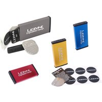 Image of Lezyne Metal Patch Kit - Red   Puncture Repair