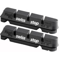 Swissstop Flash Pro Black Alloy Rim Brake Pads   Rim Brake Pads