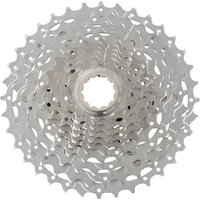 Image of Shimano Deore XT M771 10 Speed Cassette - 11-32 Silver | Cassettes