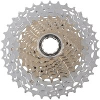 Image of Shimano HG81 SLX 10 Speed Cassette - 11-34 10 Speed Silver | Cassettes