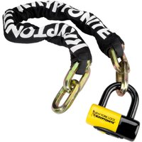 Kryptonite New York Fahgettaboudit Chain & Padlock   Chain Locks
