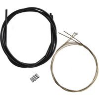 Image of Campagnolo Brake Cableset - One Size Black   Brake Cables