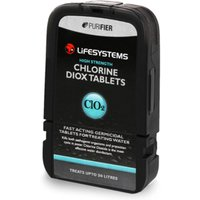 Lifesystems Chlorine Dioxide Tablets Tents