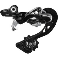 Shimano XT M781 Top-Normal Achterderailleur 10-speed GS Zwart