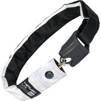 Hiplok LITE Wearable Bicycle Chain Lock - Superbright Reflecti