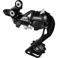 Shimano XT M786 Top-Normal Achterderailleur 10-speed GS Zwart
