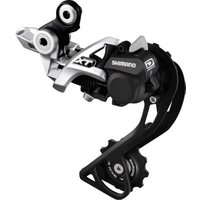 Shimano XT M786 Top-Normal Achterderailleur 10-speed GS Zilver