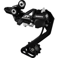 Shimano XT M786 Top-Normal Achterderailleur 10-speed SGS Zwart