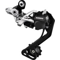 Shimano XT M786 Top-Normal Achterderailleur 10-speed SGS Zilver