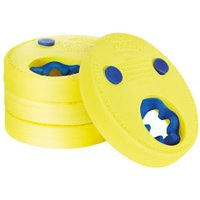 Zoggs Float Disk Yellow-Blue Junior