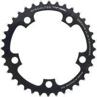Image of TA 110 PCD Zephyr Inner Road Chainring - 33T Black | Chain Rings
