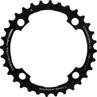 TA 104 PCD Chinook 10spd MTB Middle Chainring 36-38T   Chain Rings